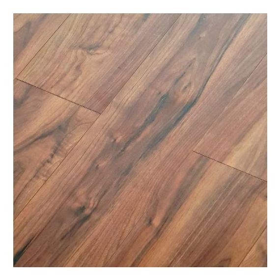 Chene American Walnut 8mm Laminate Flooring