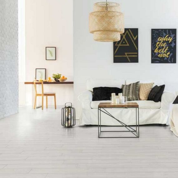 Luvanto LVT Flooring Planks Click Arctic Maple
