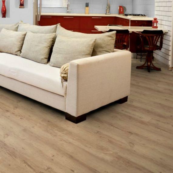 Luvanto LVT Flooring Planks Click Bleached Larch