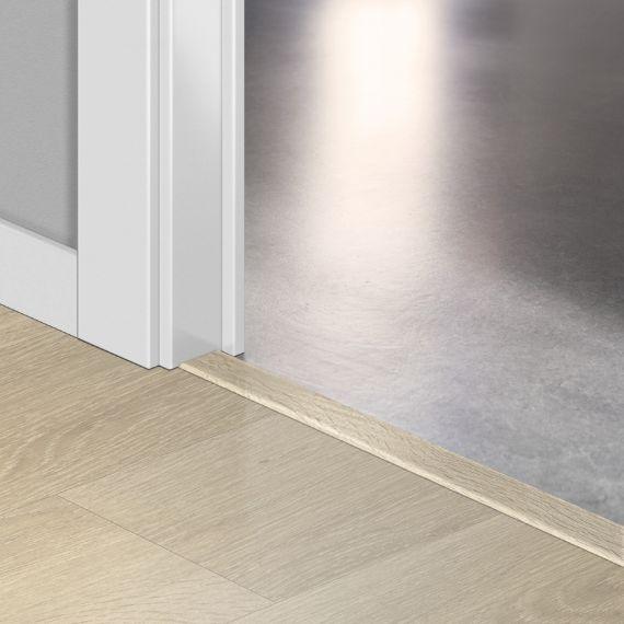 Quickstep Incizo Door/Stair Profiles Sea Breeze Oak Beige QSVINCP40080
