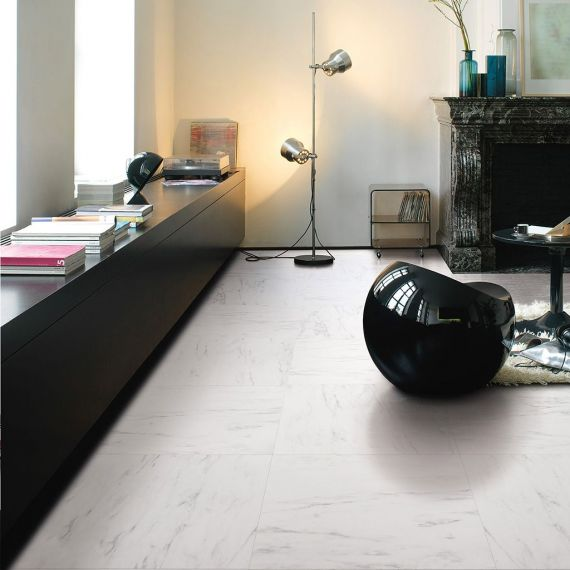 Quick Step Arte Carrara Marble UF1400 Laminate Flooring