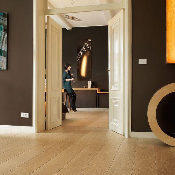Quick-Step Largo Natural Varnished Oak Planks LPU1284 Laminate Flooring