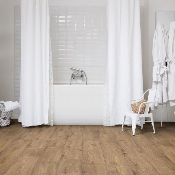 Quick Step Flooring Livyn Pulse Plus Click Picnic Oak Ochre PUCP40093 Luxury Vinyl Flooring