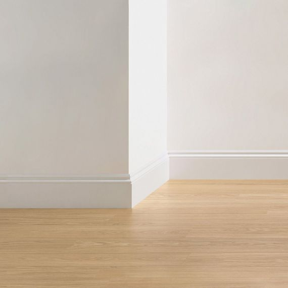 Quick-Step Paintable Skirting Board Ogee QSISKROGEEMD240