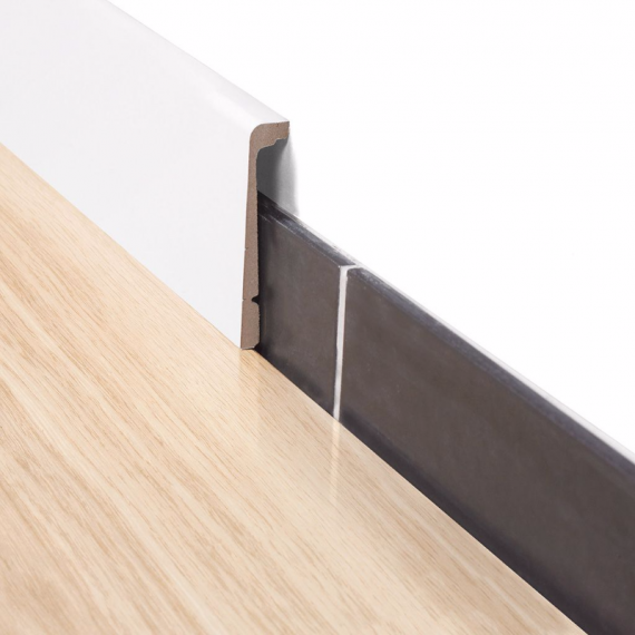 Quick-Step Paintable Skirting With Incizo Technology QSISKRCOVERMB240