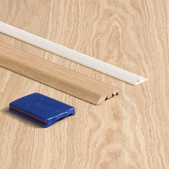 Quickstep Incizo Door/Stair Profiles For Eligna & Perspective & Majestic Ranges
