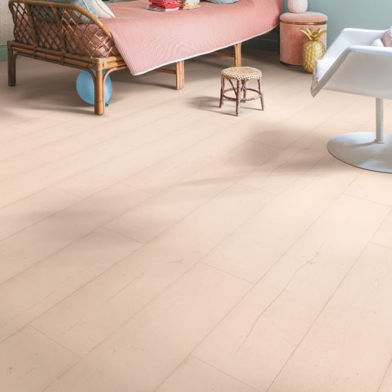 Quick Step Signature Painted Oak Rose SIG4754 Laminate Flooring