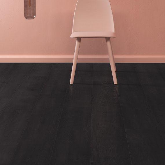 Quick Step Signature Painted Oak Black SIG4755 Laminate Flooring