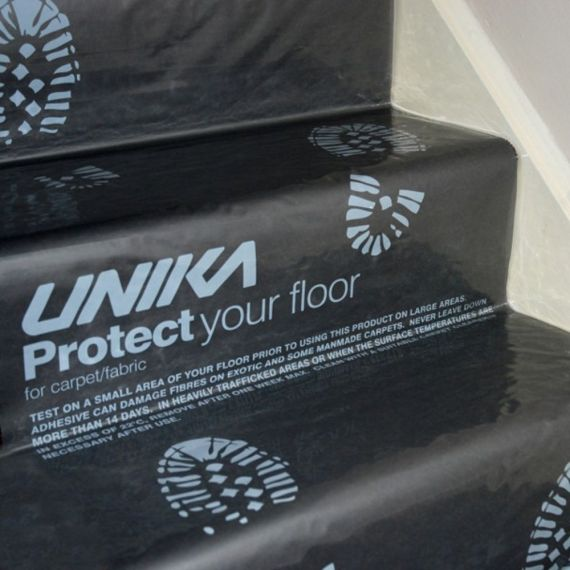 Unika Protect Your Floor Carpet/Fabric 600mm x 20m