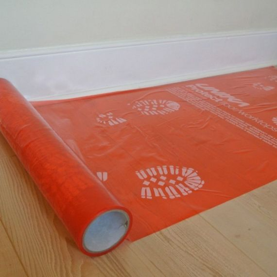 Unika Protect Your Flooring/Worktops 600mm x 20m