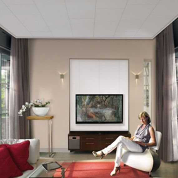 Wall & Ceiling Panels HDM Pan O'Quick XL Grey