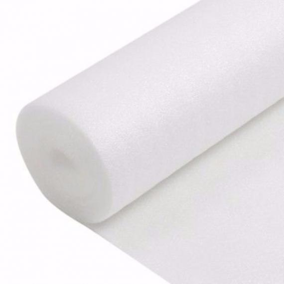 White Foam Underlay