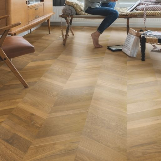 Quick Step Flooring Parquet Intenso Traditional Oak Oiled