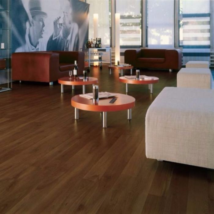 American Walnut V4 8mm Laminate Flooring