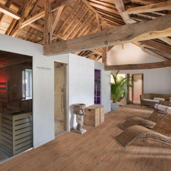 Aqua Step Havana Oak Wood V4 Waterproof Laminate Flooring Lfdirect
