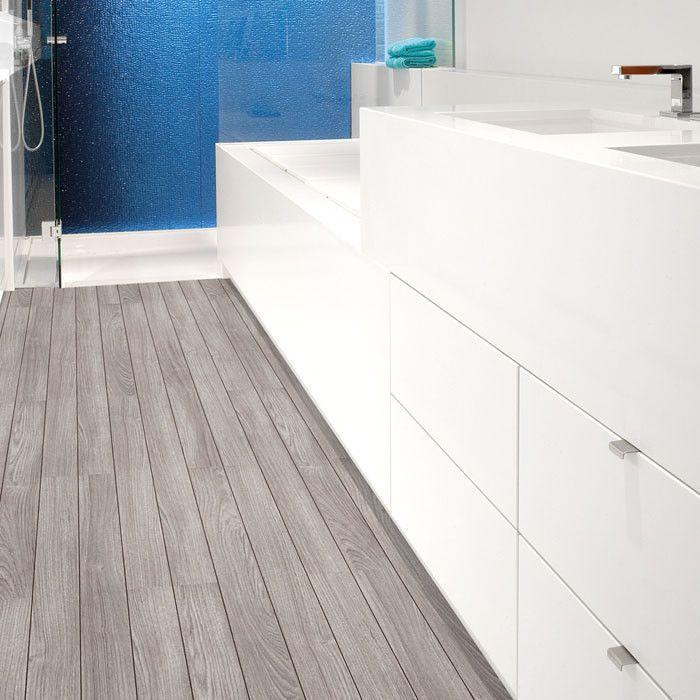Aqua Step Shipdeck Sumatra Teak Waterproof Laminate Flooring