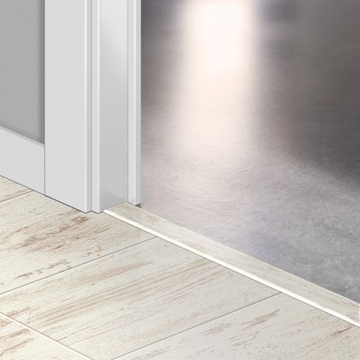 Quickstep Incizo Door Stair Profiles, White Brushed Pine Laminate Flooring