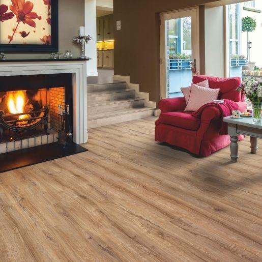 Elka Country Oak 8mm 4v Laminate Flooring Lfdirect Laminate Flooring