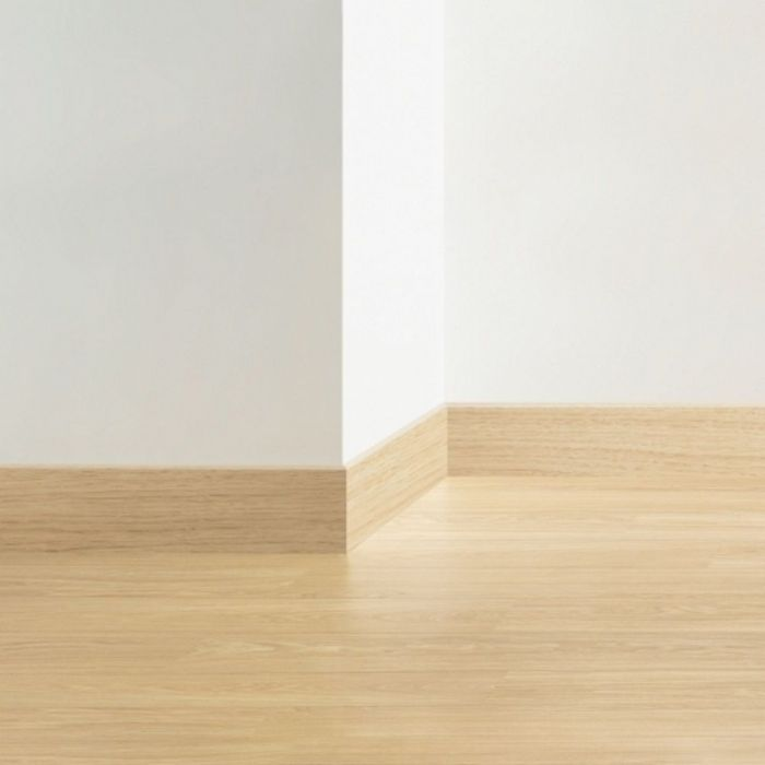 Quick Step Standard Skirting Board Qssk White Oak Light Lfdirect