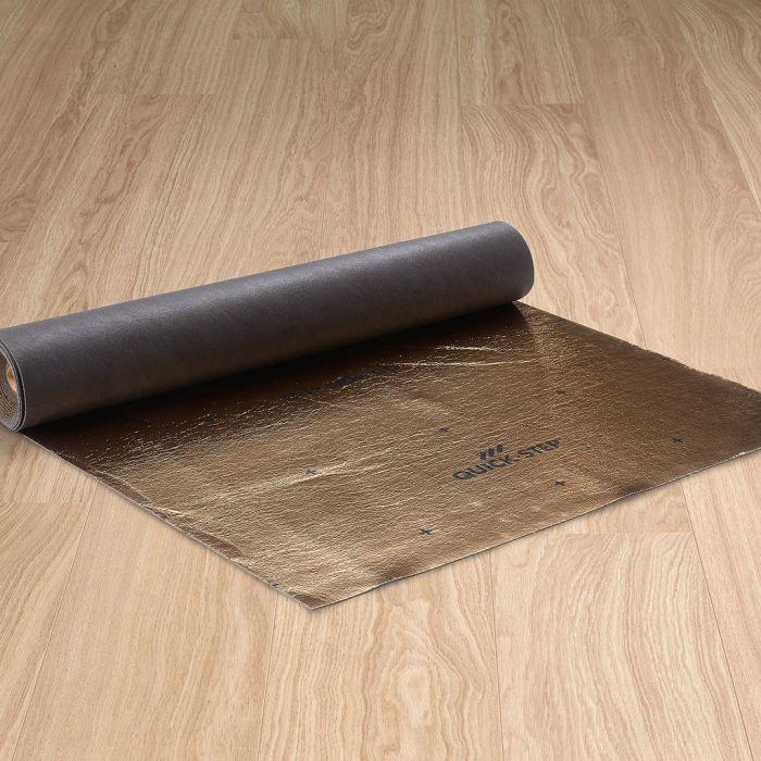 Quick Step Silent Walk Underlay 7m2 Lfdirect Laminate Flooring