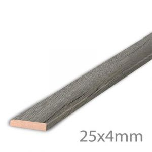 HDM Moulding Cover Finesse Grey Oak 2.4m