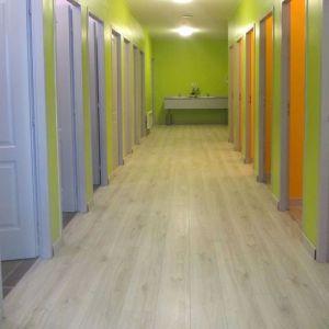 Aqua-Step Pure Oak Original 100% Waterproof Laminate Flooring