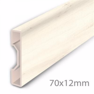 Aqua-Step Skirting Board Beachhouse Oak