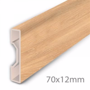 Aqua-Step Skirting Board Limed Oak