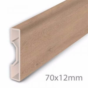 Aqua-Step Skirting Board Lounge Oak