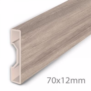 Aqua-Step Skirting Board Sumatra Teak