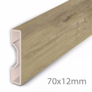Aqua-Step Skirting Board Vendome Oak