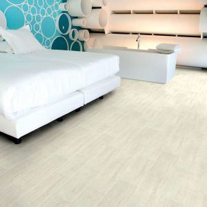 Aqua-Step Travertine White Mini Tile V4 Waterproof Laminate Flooring