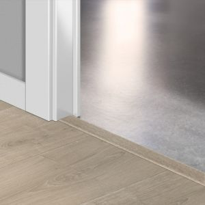 Quickstep Incizo Door/Stair Profiles Signature Brushed Oak Beige