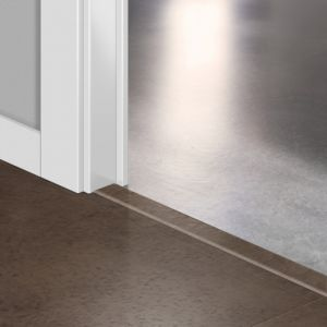 Quickstep Incizo Door/Stair Profiles Arte Polished Concrete Dark