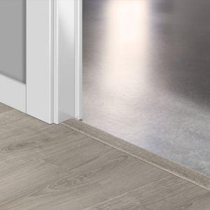 Quickstep Incizo Door/Stair Profiles Signature Brushed Oak Grey