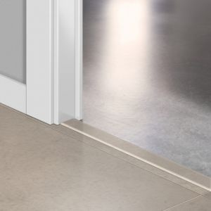 Quickstep Incizo Door/Stair Profiles Arte Polished Concrete Natural