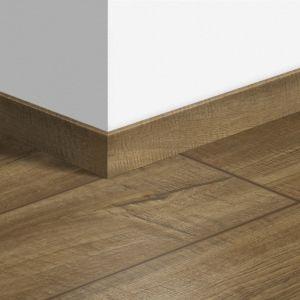 Quick-Step Standard Skirting Board QSSK Scraped Oak Grey Brown