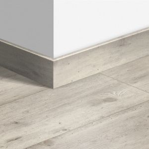 Quick-Step Parquet Skirting QSPSKR Concrete Wood Light Grey QSPSKR01861
