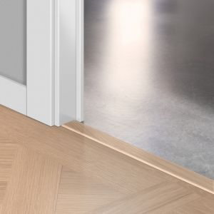 Quickstep Incizo Door/Stair Profiles Arte Versailles White Oiled