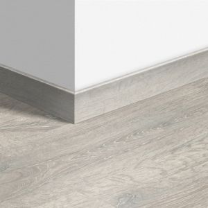 Quick-Step Standard Skirting Board QSSK Reclaimed White Patina Oak