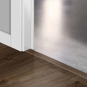 Quickstep Incizo Door/Stair Profiles Cottage Oak Dark Brown QSVINCP40027