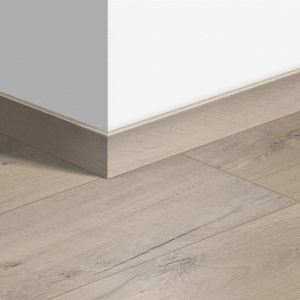 Quick-Step Standard Skirting Board QSSK Soft Oak Brown