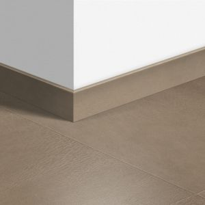 Quick-Step Standard Skirting Board QSSK Leather Dark