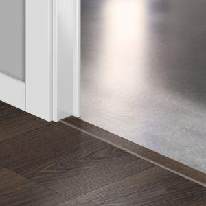 Quickstep Incizo Door/Stair Profiles Majestic Desert Oak Brushed Dark Brown