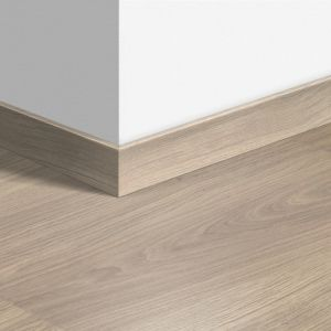 Quick-Step Standard Skirting Board QSSK Light Grey Varnished Oak
