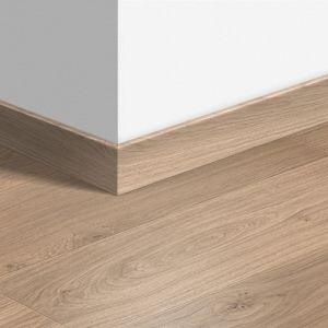 Quick-Step Standard Skirting Board QSSK Worn Light Oak