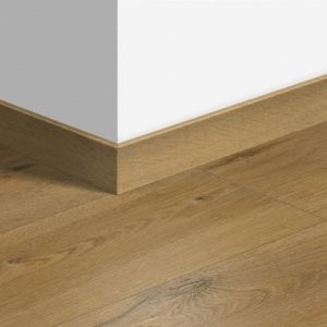 Quick-Step Standard Skirting Board QSSK Soft Oak Natural