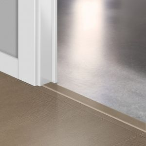 Quickstep Incizo Door/Stair Profiles Arte Leather Tile Dark