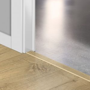 Quickstep Incizo Door/Stair Profiles Impressive Sandblasted Oak Natural Planks