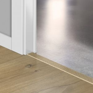 Quickstep Incizo Door/Stair Profiles Impressive Soft Oak Warm Grey Planks